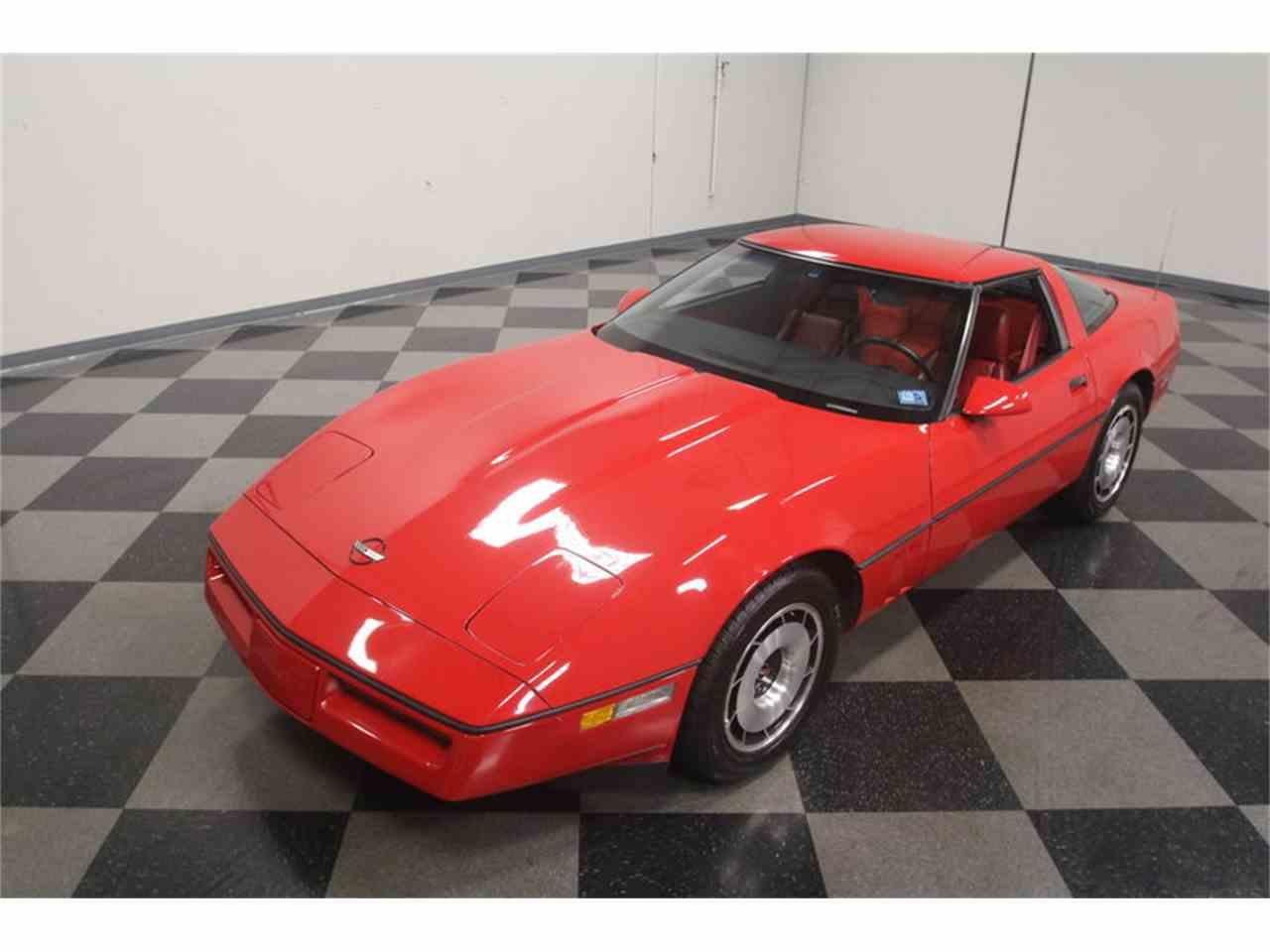Large Picture of '84 Corvette - MZ8R