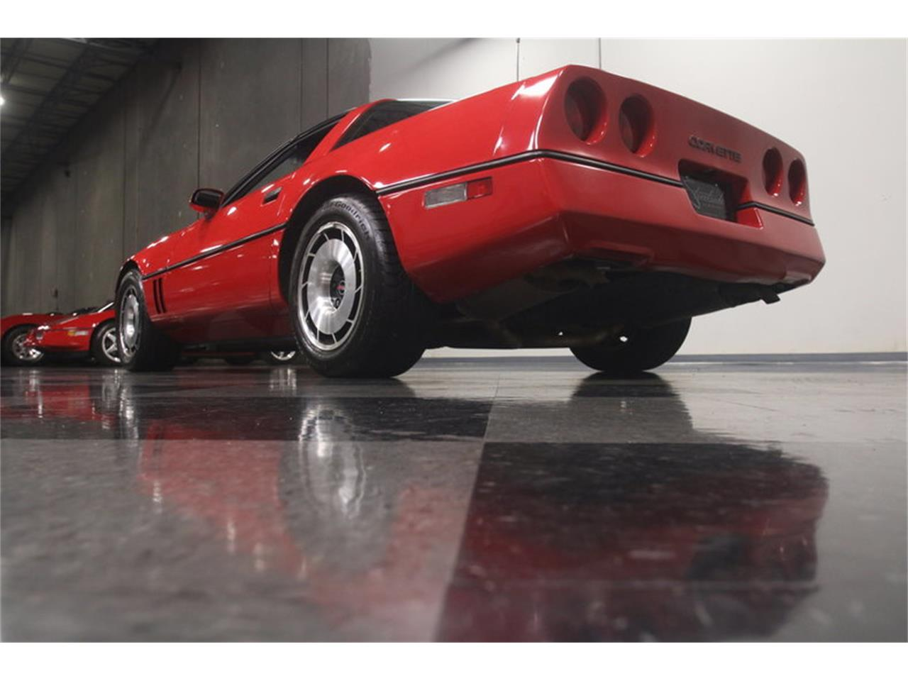 Large Picture of 1984 Chevrolet Corvette Offered by Streetside Classics - Atlanta - MZ8R