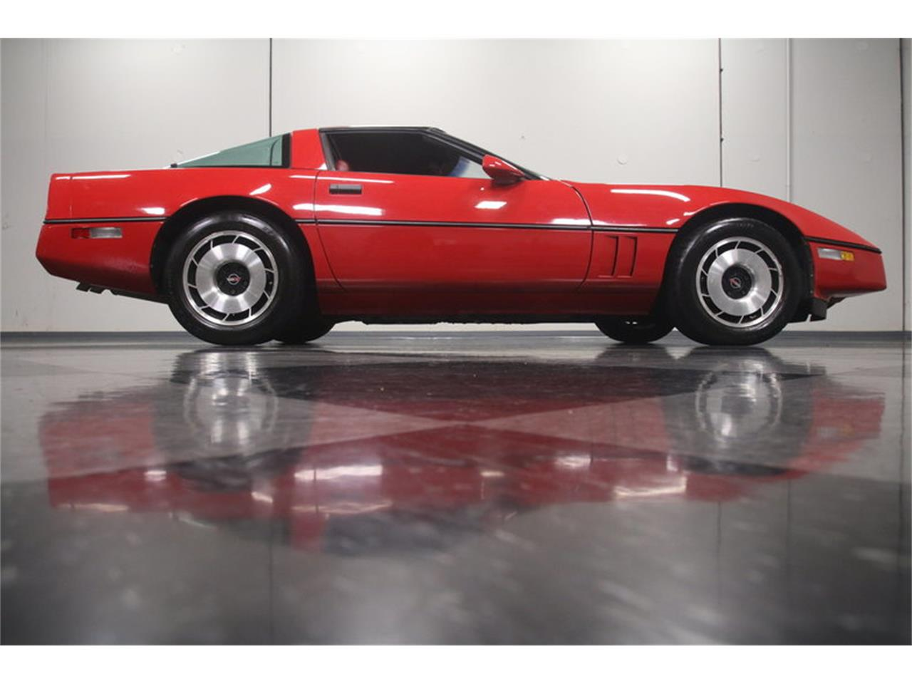 Large Picture of '84 Corvette Offered by Streetside Classics - Atlanta - MZ8R