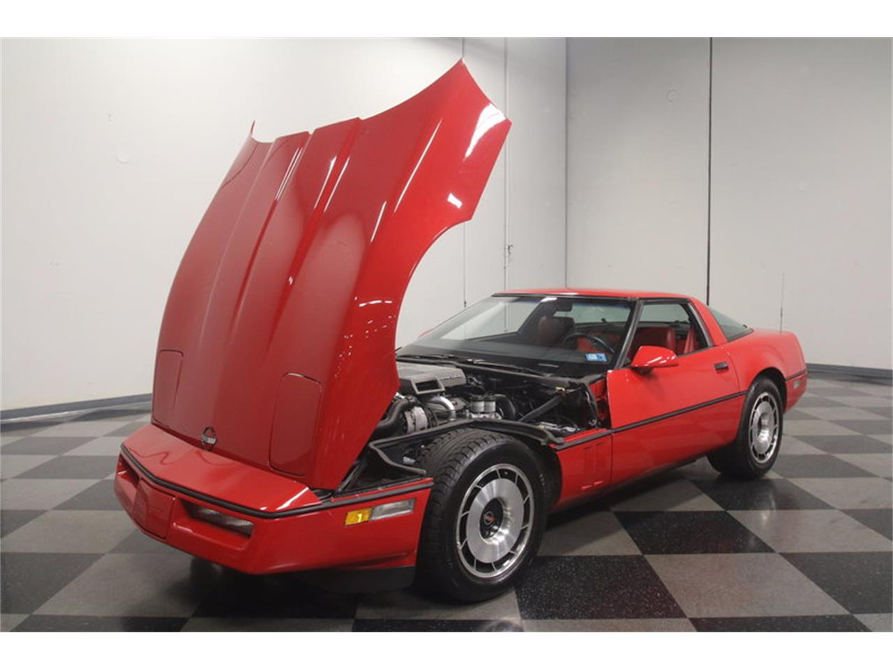 Large Picture of '84 Corvette located in Georgia Offered by Streetside Classics - Atlanta - MZ8R