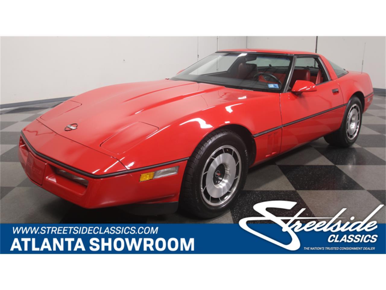 Large Picture of 1984 Corvette - MZ8R