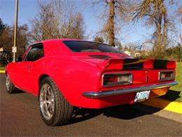 Picture of Classic '67 Chevrolet Camaro located in Eugene Oregon - $59,900.00 Offered by Summers Classic Car Company - MZ8Z