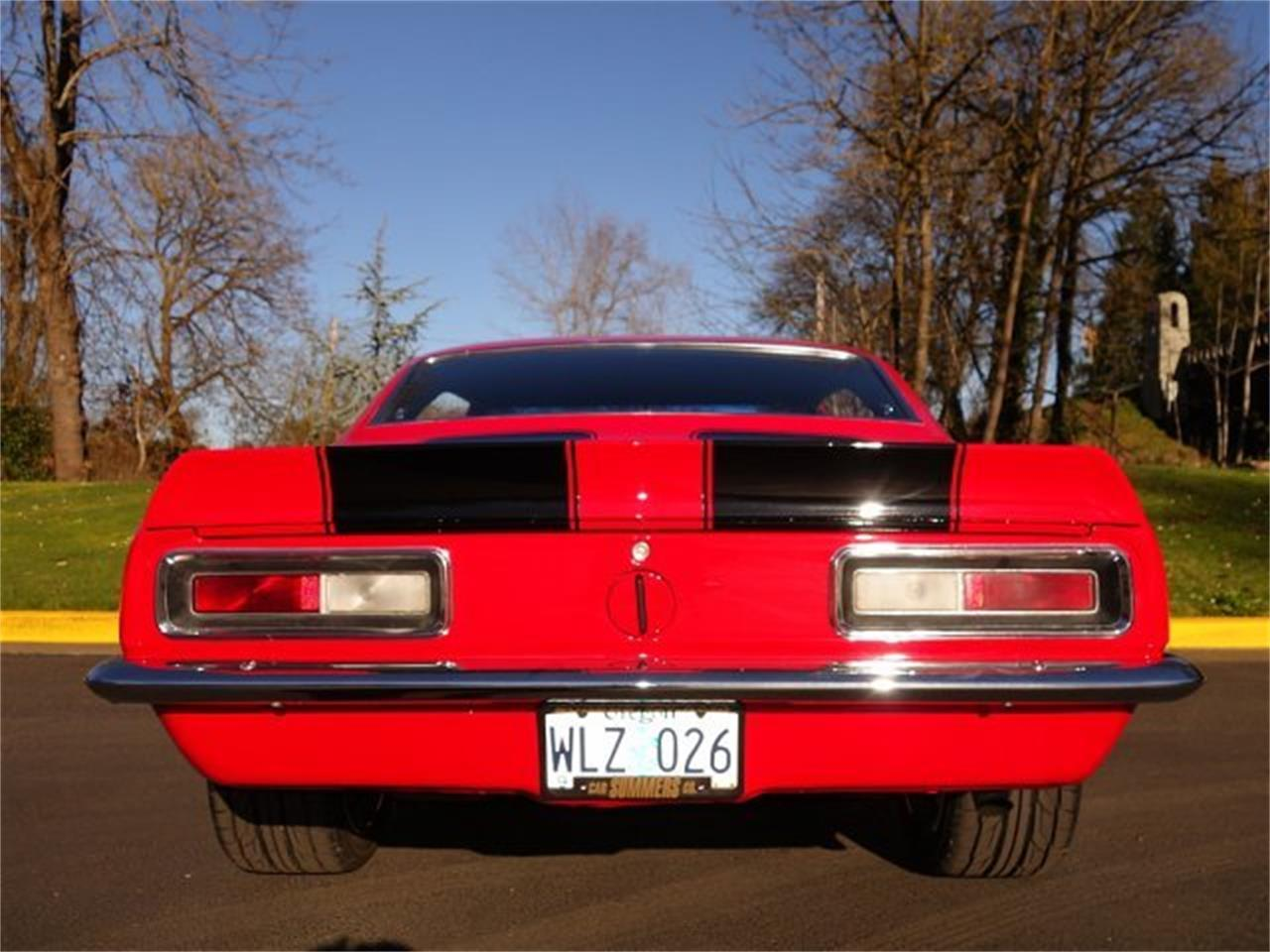 Large Picture of 1967 Camaro located in Oregon - $59,900.00 Offered by Summers Classic Car Company - MZ8Z