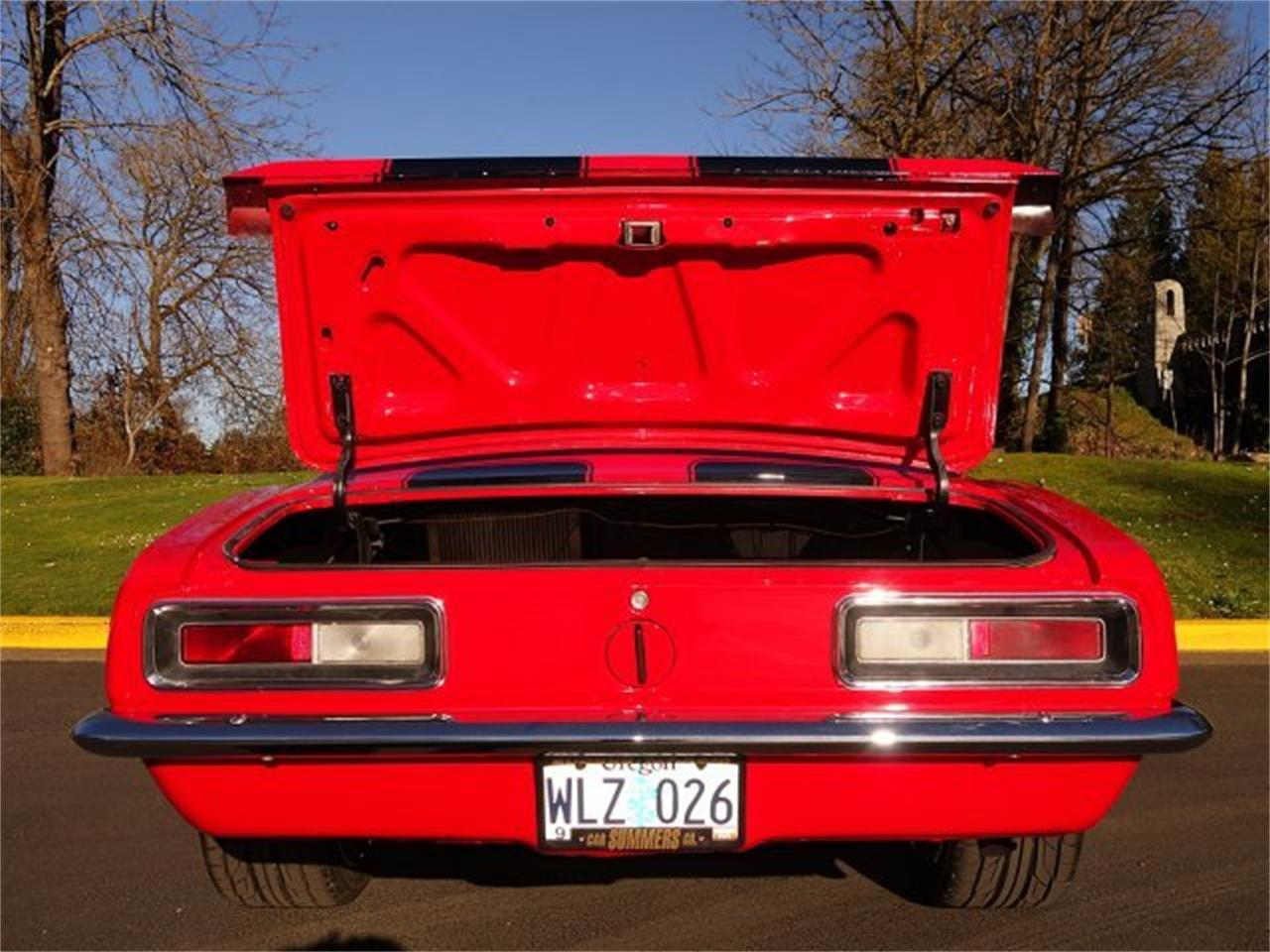 Large Picture of Classic 1967 Chevrolet Camaro located in Oregon - $59,900.00 - MZ8Z