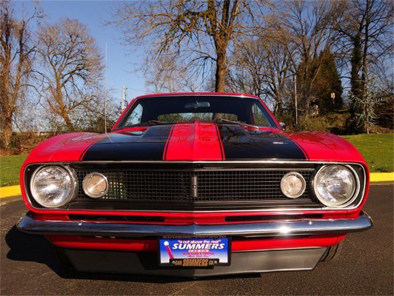 Large Picture of Classic '67 Chevrolet Camaro - $59,900.00 - MZ8Z