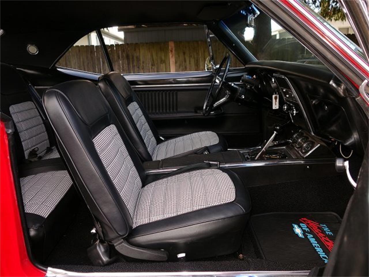 Large Picture of Classic '67 Camaro located in Eugene Oregon - $59,900.00 - MZ8Z