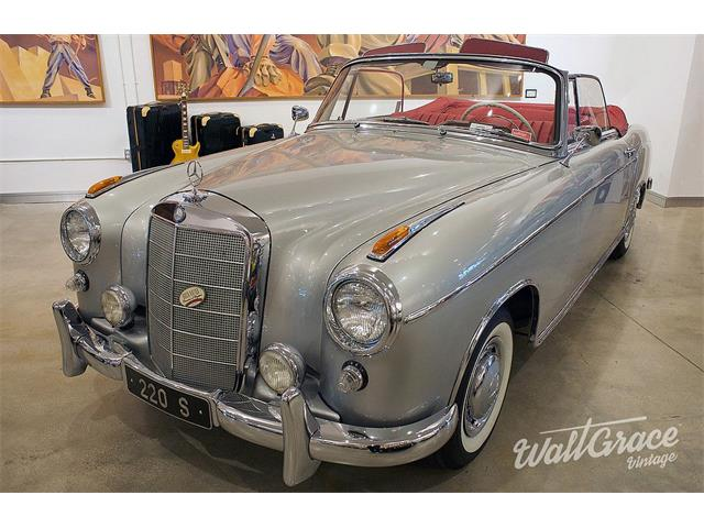 Picture of 1957 Mercedes-Benz 220 located in Miami Florida - $130,000.00 Offered by  - MZ92