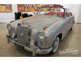 Picture of Classic '57 Mercedes-Benz 220 located in Miami Florida - $130,000.00 Offered by Walt Grace Vintage - MZ92