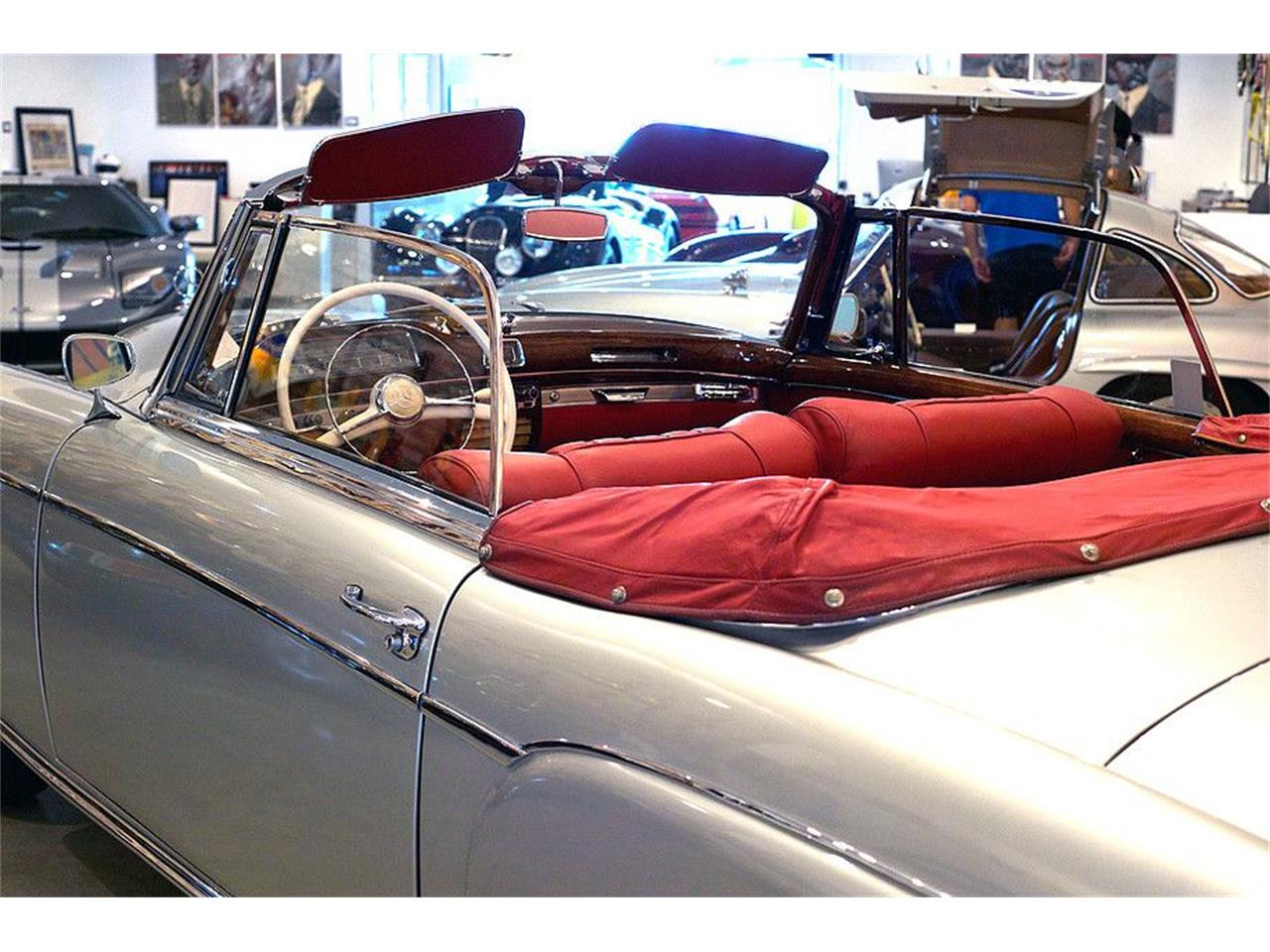 Large Picture of Classic '57 Mercedes-Benz 220 located in Florida - $130,000.00 Offered by Walt Grace Vintage - MZ92
