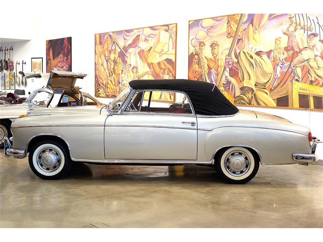 Large Picture of Classic 1957 Mercedes-Benz 220 - $130,000.00 - MZ92