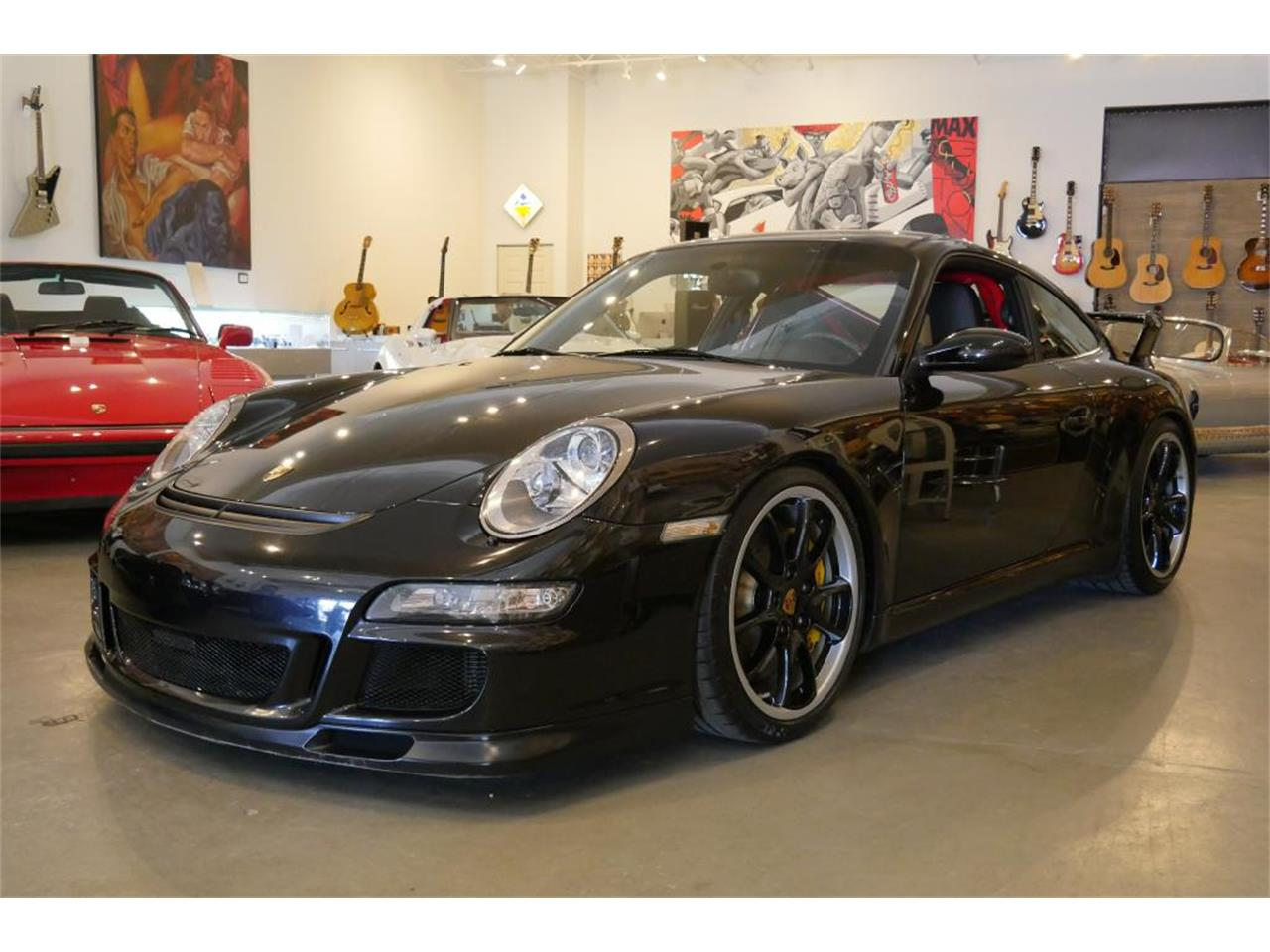 Large Picture of '07 911 - MZ93