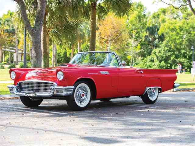 Picture of '57 Thunderbird - MXS4