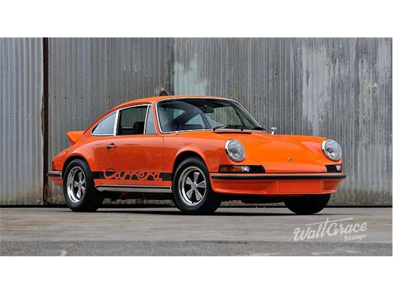 Large Picture of '73 911 Carrera - MZ94