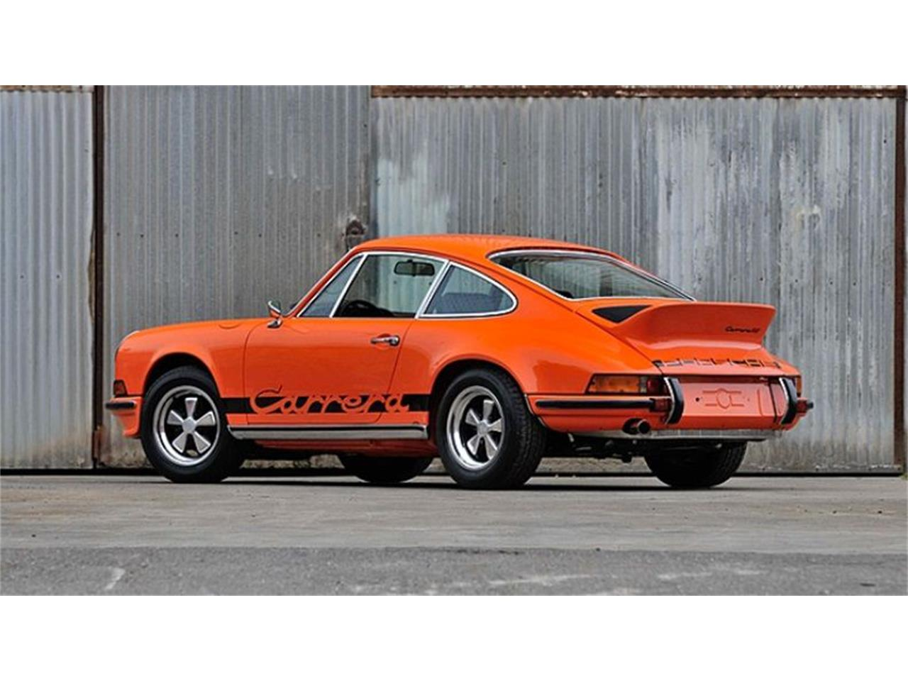 Large Picture of Classic '73 Porsche 911 Carrera located in Florida Offered by Walt Grace Vintage - MZ94