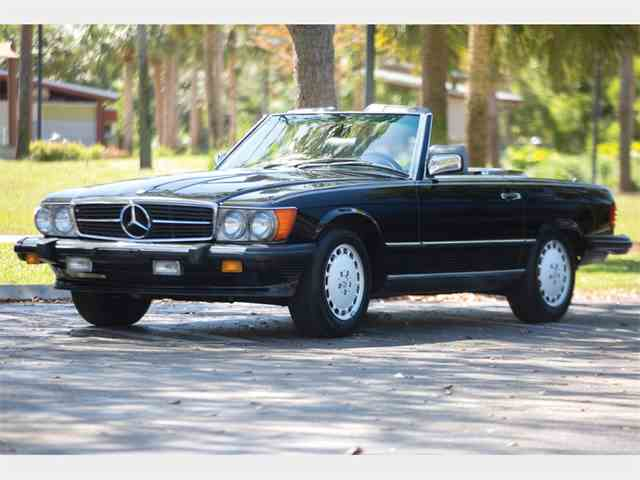 Picture of '89 560SL - MXS5
