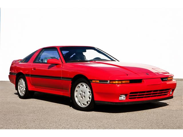 Picture of '89 Supra - MZ9I