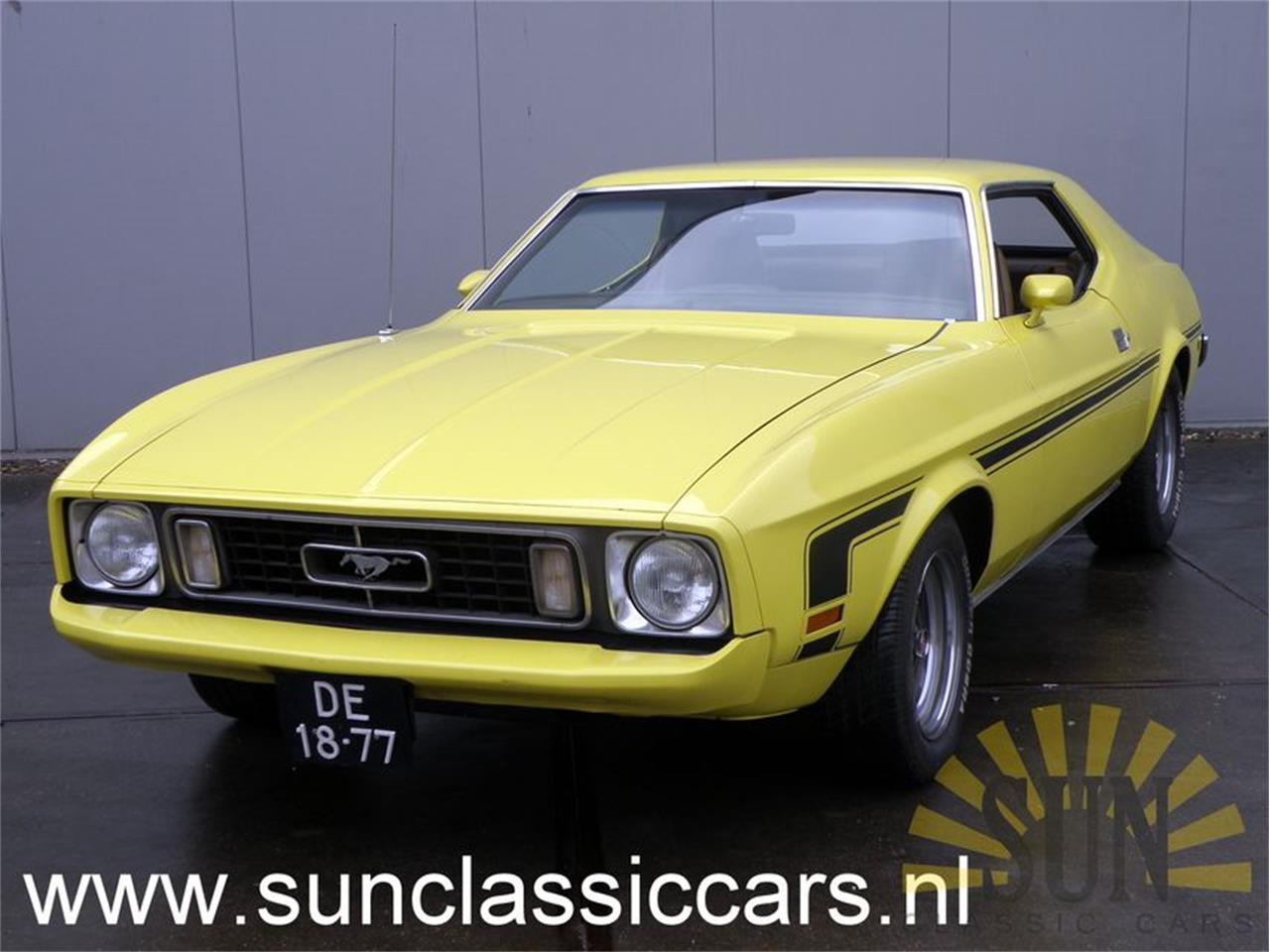 Large Picture of '73 Mustang - MZ9L