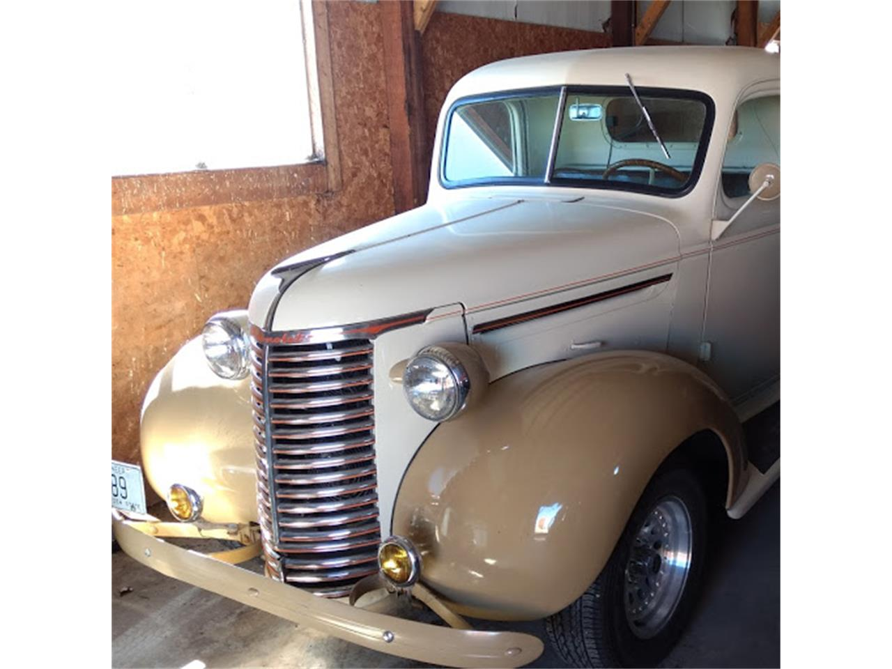 Large Picture of '39 3/4-Ton Pickup - MZ9P
