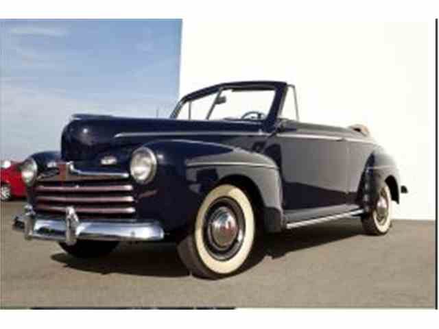 Picture of Classic 1946 Ford Super Deluxe - $65,000.00 Offered by  - MZ9R
