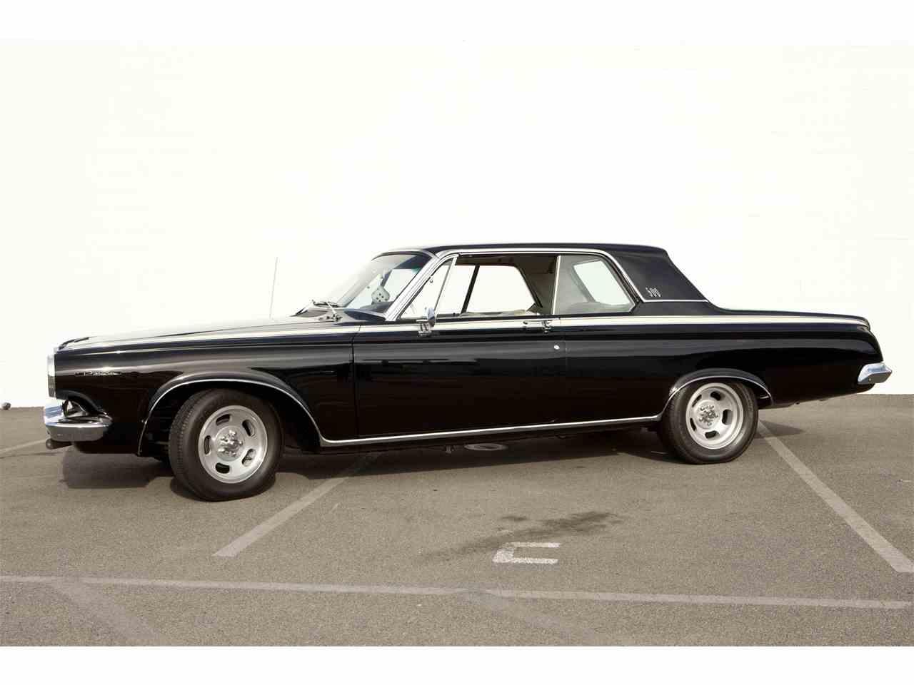 1963 Dodge Polara for Sale | ClicCars.com | CC-1072144