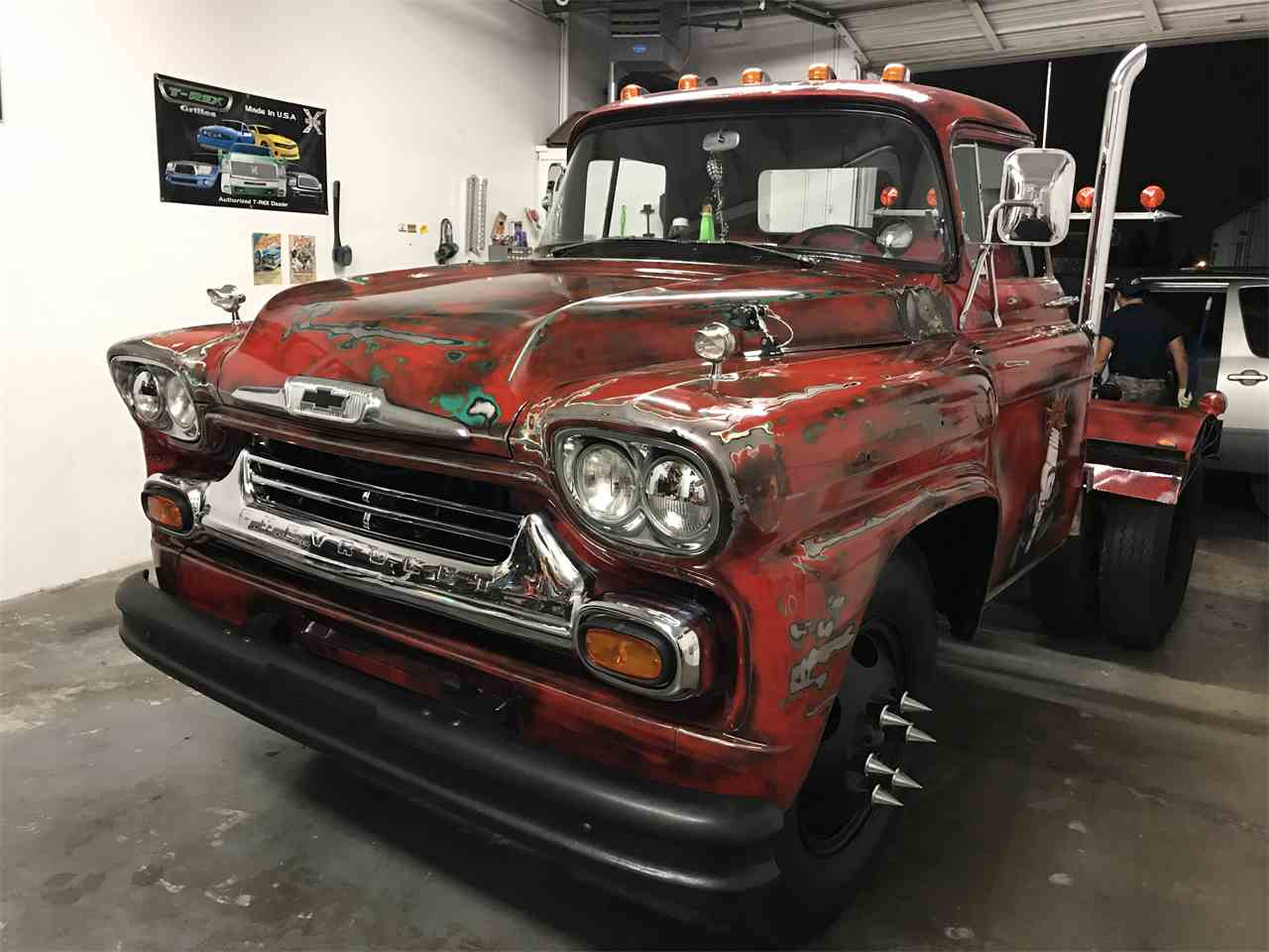 Large Picture of '58 Chevrolet Pickup located in California - MZ9U