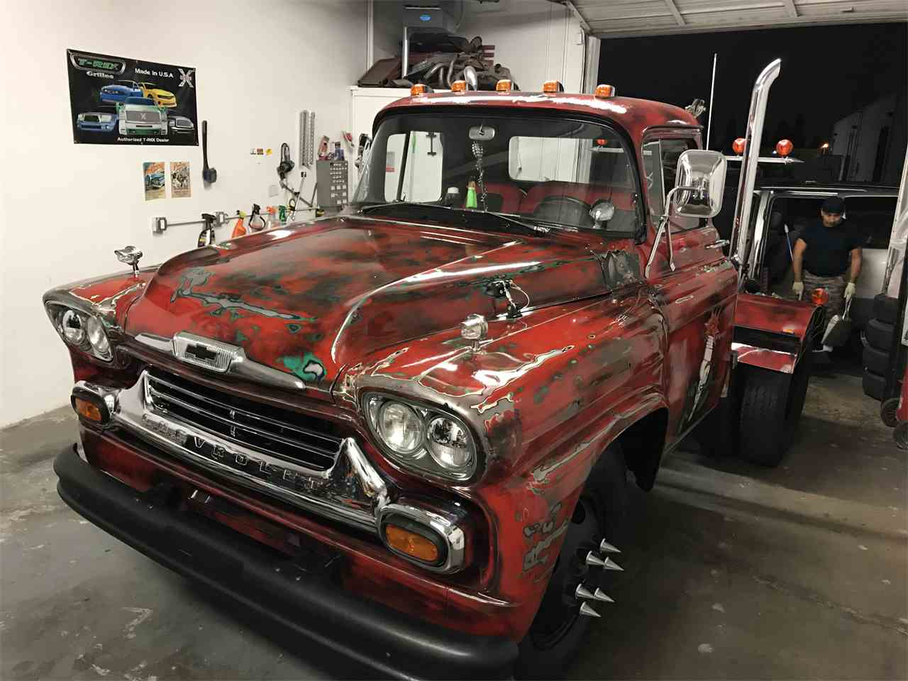 Large Picture of Classic 1958 Pickup - MZ9U