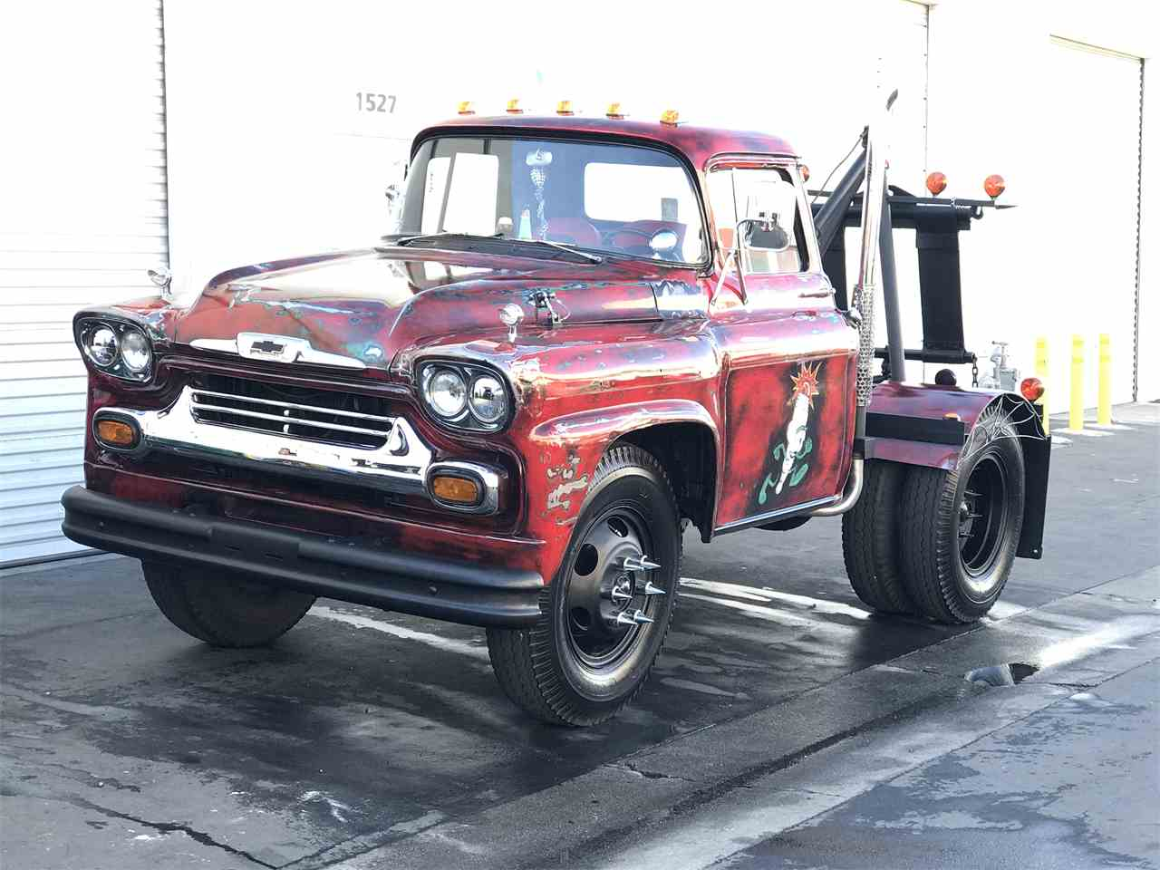 1958 Chevrolet Pickup for Sale | ClicCars.com | CC-1072146