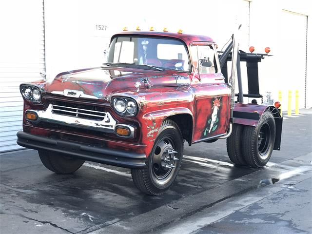 Picture of '58 Pickup - MZ9U