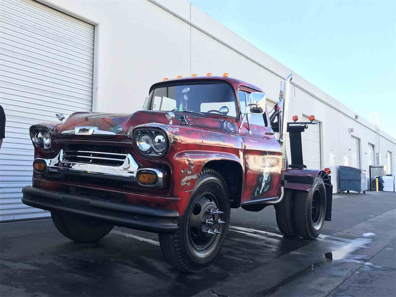 Large Picture of Classic 1958 Chevrolet Pickup located in Orange  California - $20,000.00 Offered by a Private Seller - MZ9U