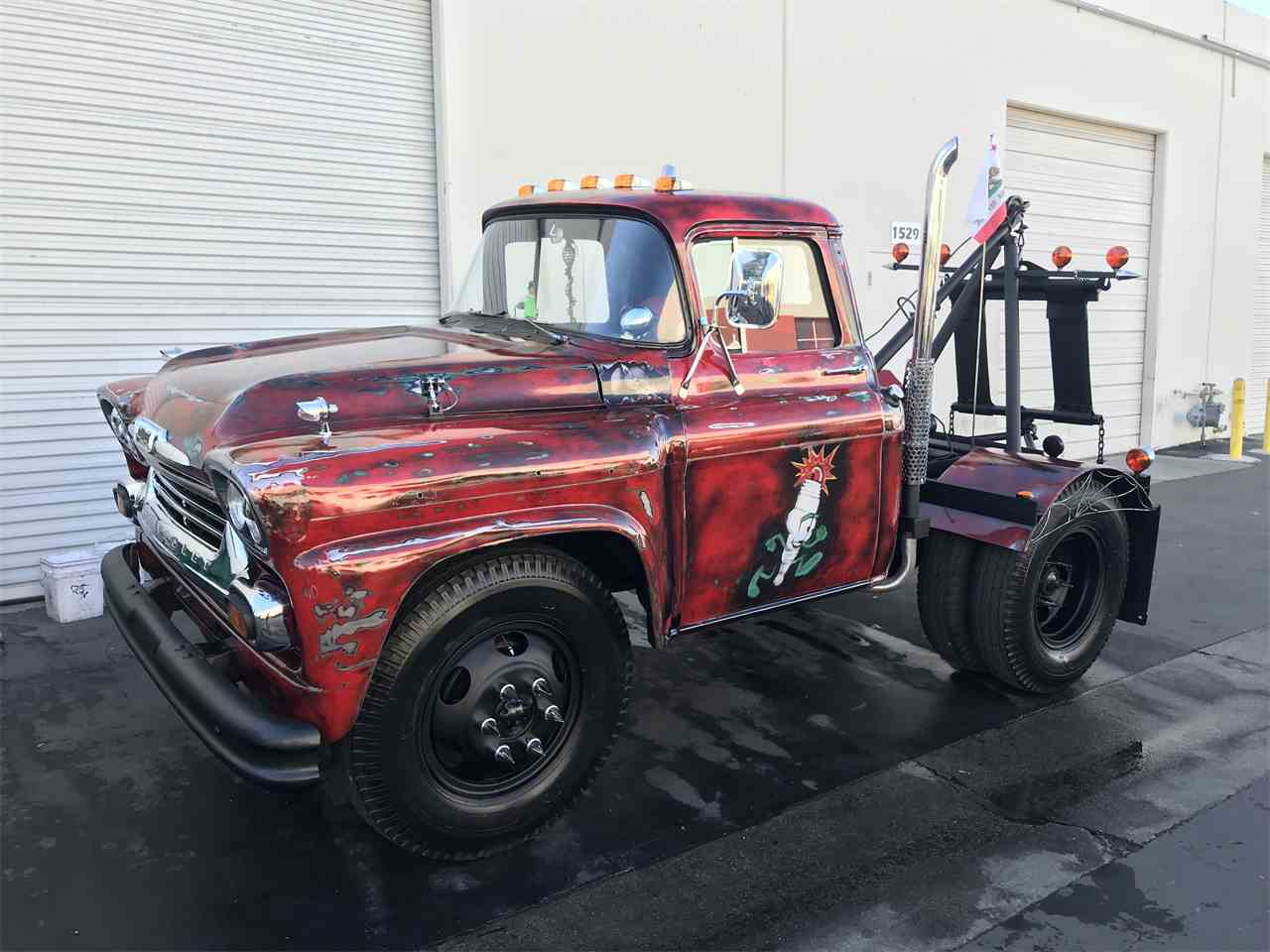 Large Picture of Classic '58 Pickup located in California Offered by a Private Seller - MZ9U