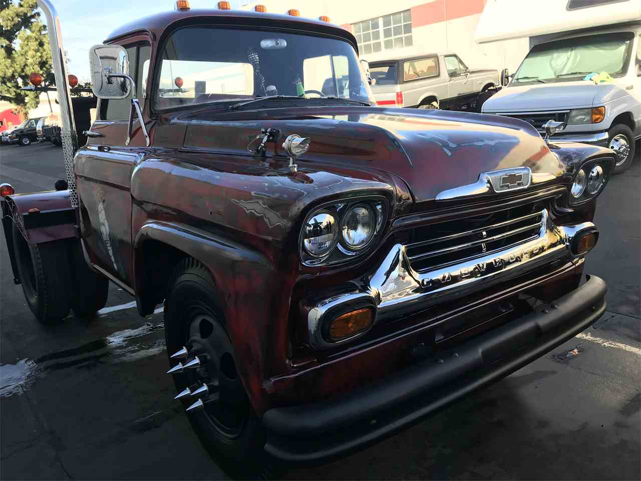 Large Picture of 1958 Chevrolet Pickup located in California - $20,000.00 - MZ9U