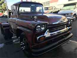 Picture of 1958 Chevrolet Pickup located in Orange  California - MZ9U