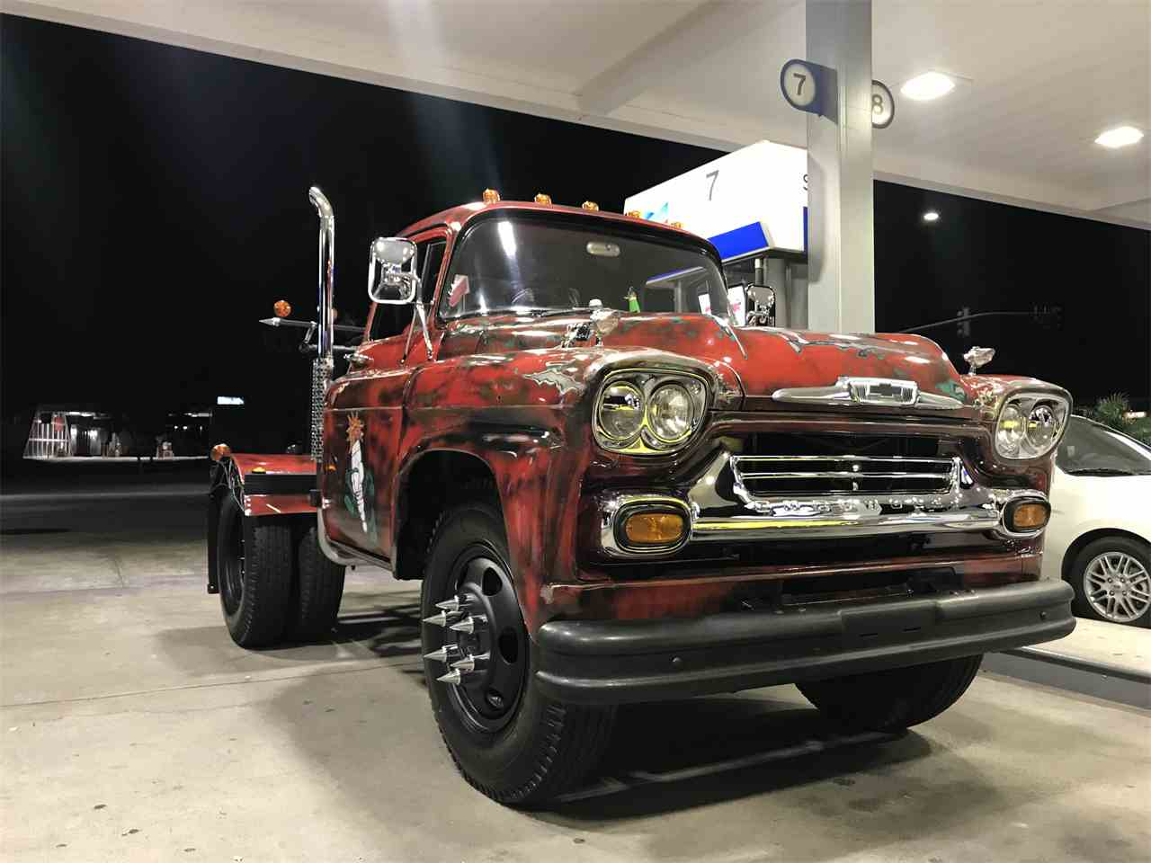 Large Picture of '58 Pickup located in California Offered by a Private Seller - MZ9U