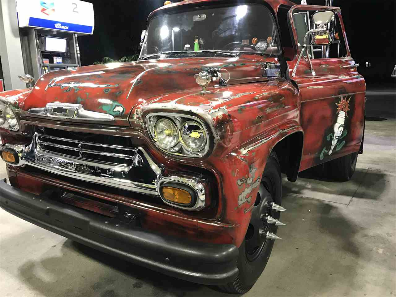 Large Picture of '58 Chevrolet Pickup Offered by a Private Seller - MZ9U