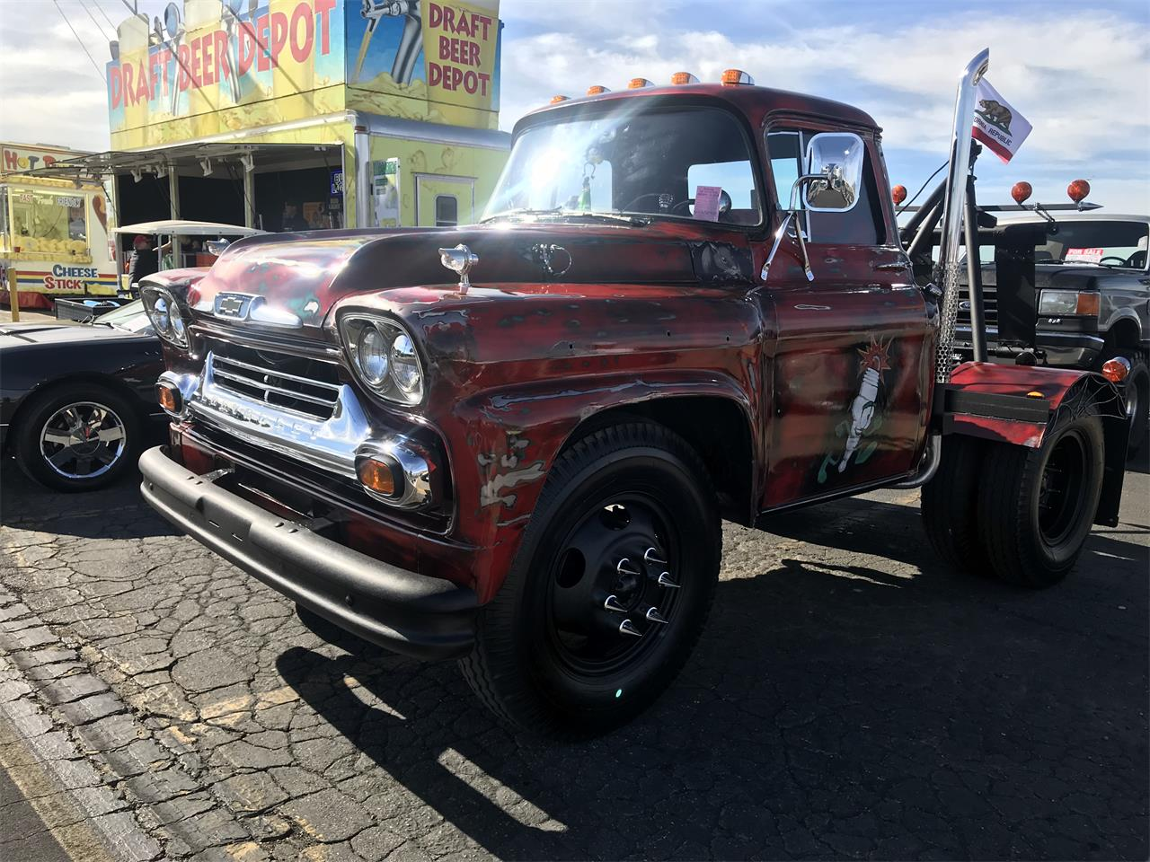 Large Picture of '58 Pickup - MZ9U