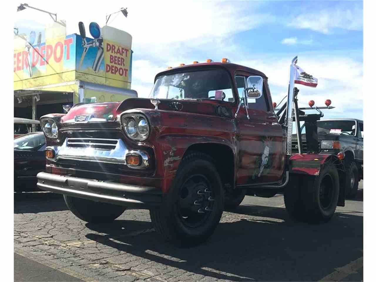 Large Picture of Classic '58 Pickup located in California - $20,000.00 - MZ9U