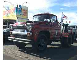 Picture of Classic '58 Chevrolet Pickup located in Orange  California Offered by a Private Seller - MZ9U