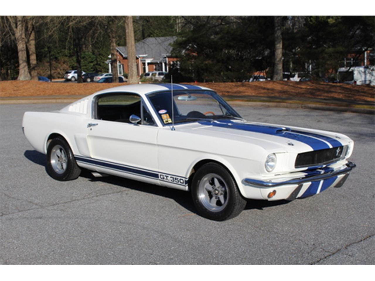 Large Picture of Classic 1965 GT350 Offered by Fraser Dante - MZ9Y