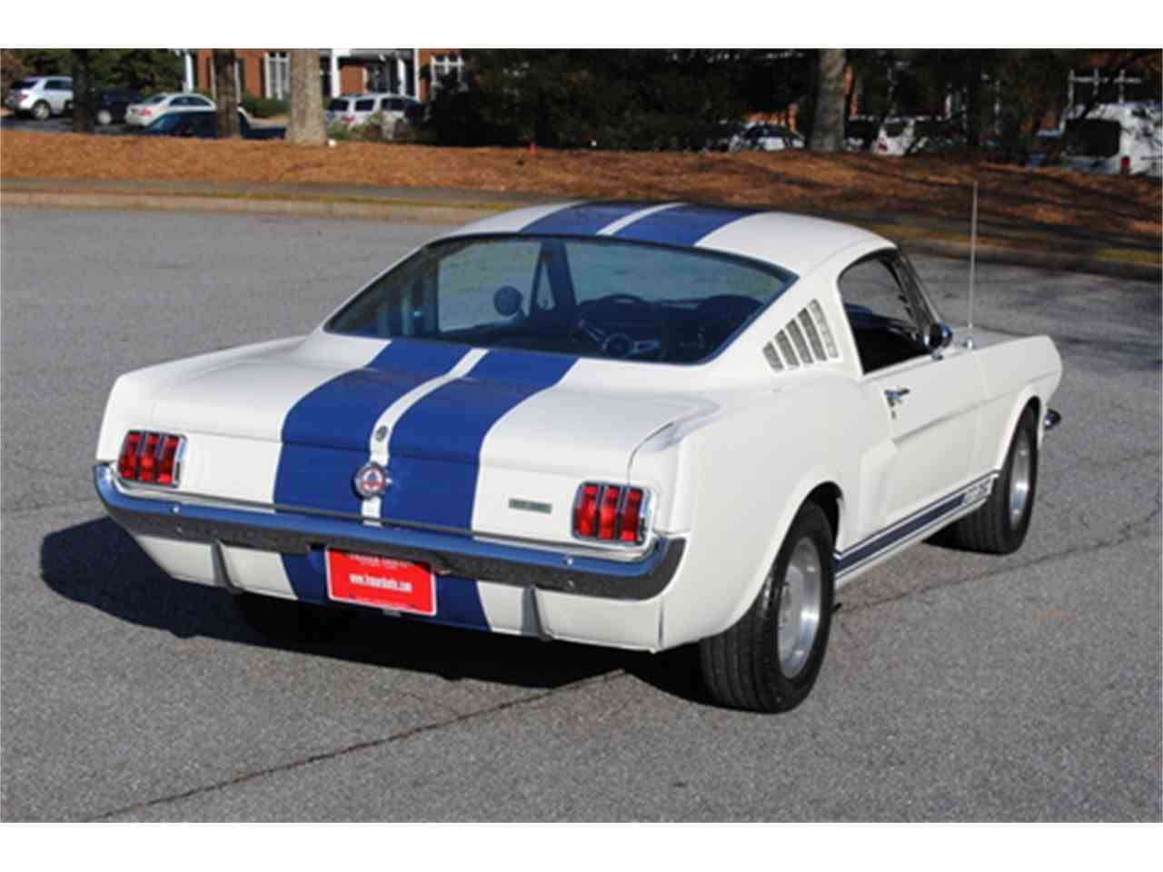 Large Picture of 1965 GT350 Auction Vehicle Offered by Fraser Dante - MZ9Y