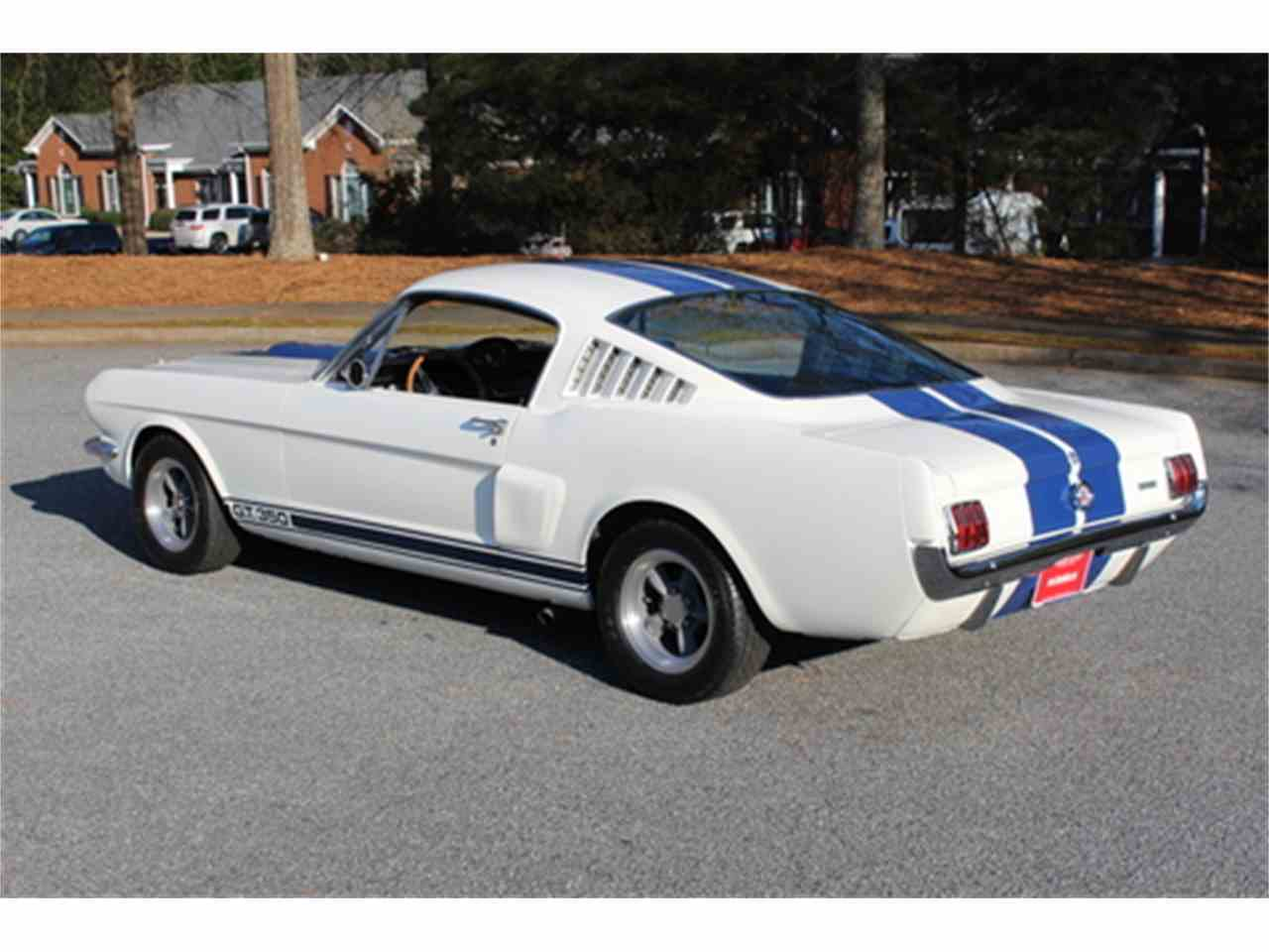 Large Picture of '65 Shelby GT350 Auction Vehicle Offered by Fraser Dante - MZ9Y