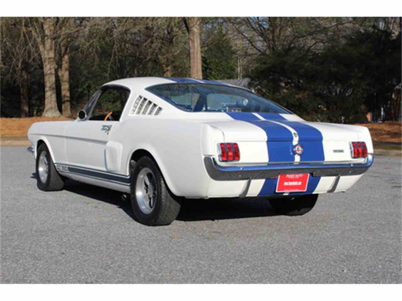 Large Picture of Classic 1965 Shelby GT350 Auction Vehicle - MZ9Y