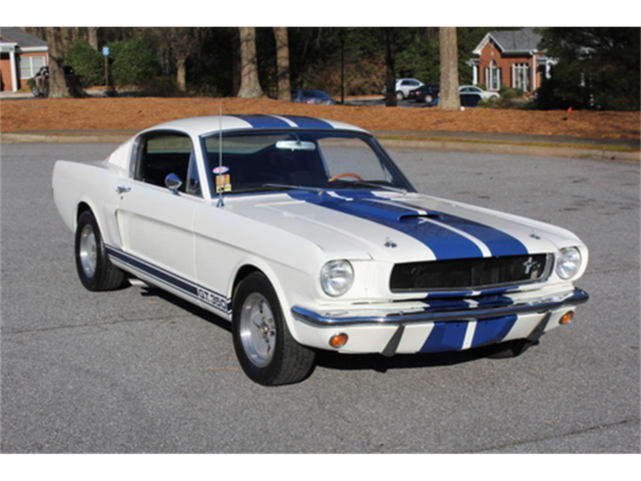 Large Picture of 1965 Shelby GT350 located in Roswell Georgia - $51,950.00 - MZ9Y