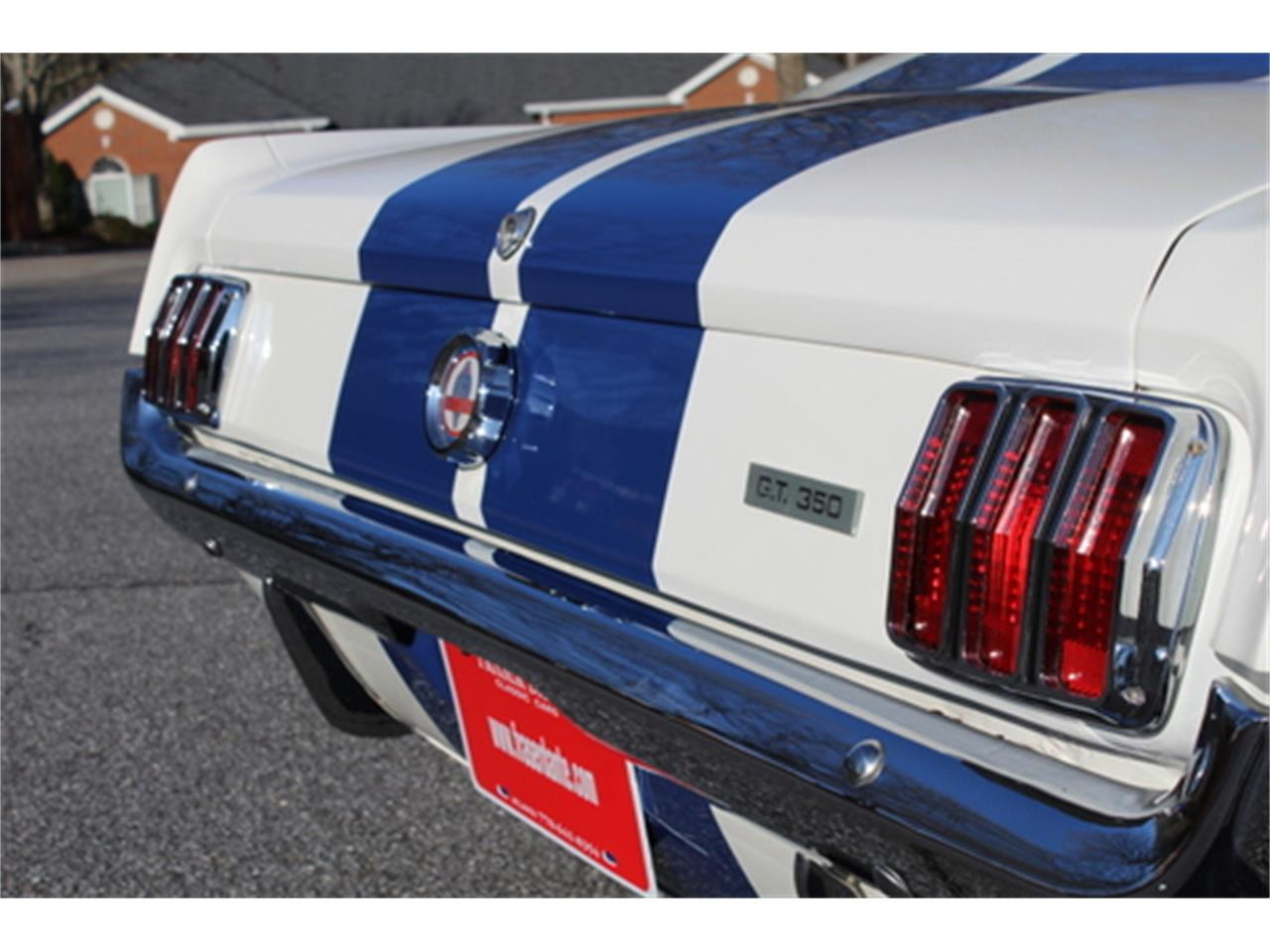 Large Picture of 1965 Shelby GT350 - $51,950.00 Offered by Fraser Dante - MZ9Y