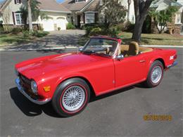 Picture of Classic 1972 TR6 located in Florida Offered by a Private Seller - MZA0