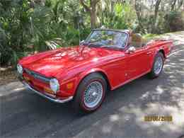 Picture of Classic 1972 Triumph TR6 Offered by a Private Seller - MZA0