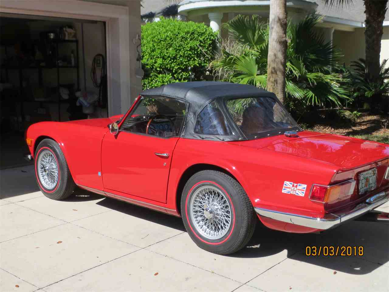 Large Picture of 1972 Triumph TR6 - $26,500.00 - MZA0