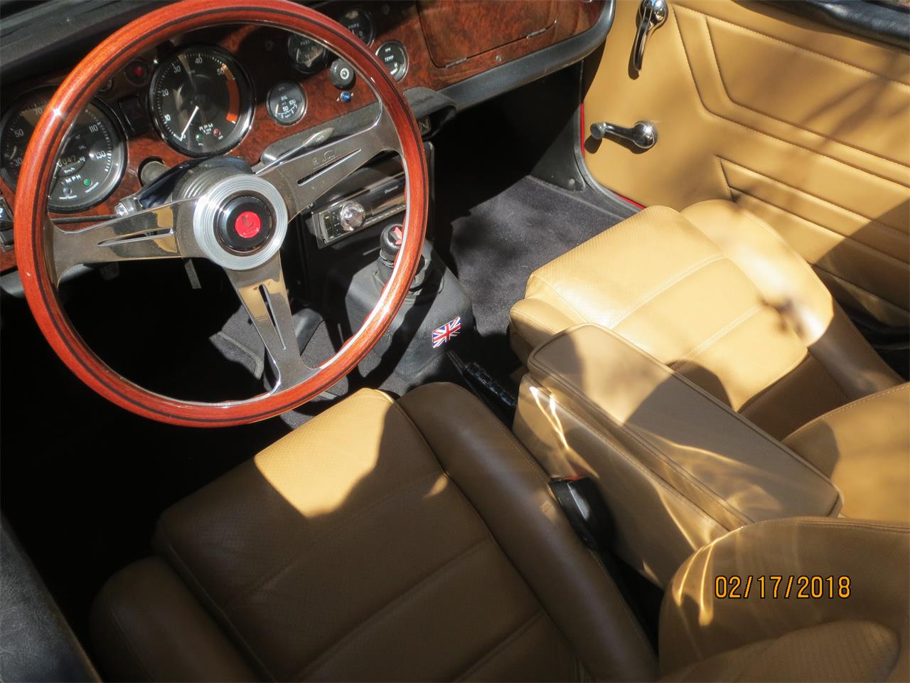 Large Picture of '72 TR6 located in Florida - $26,500.00 Offered by a Private Seller - MZA0