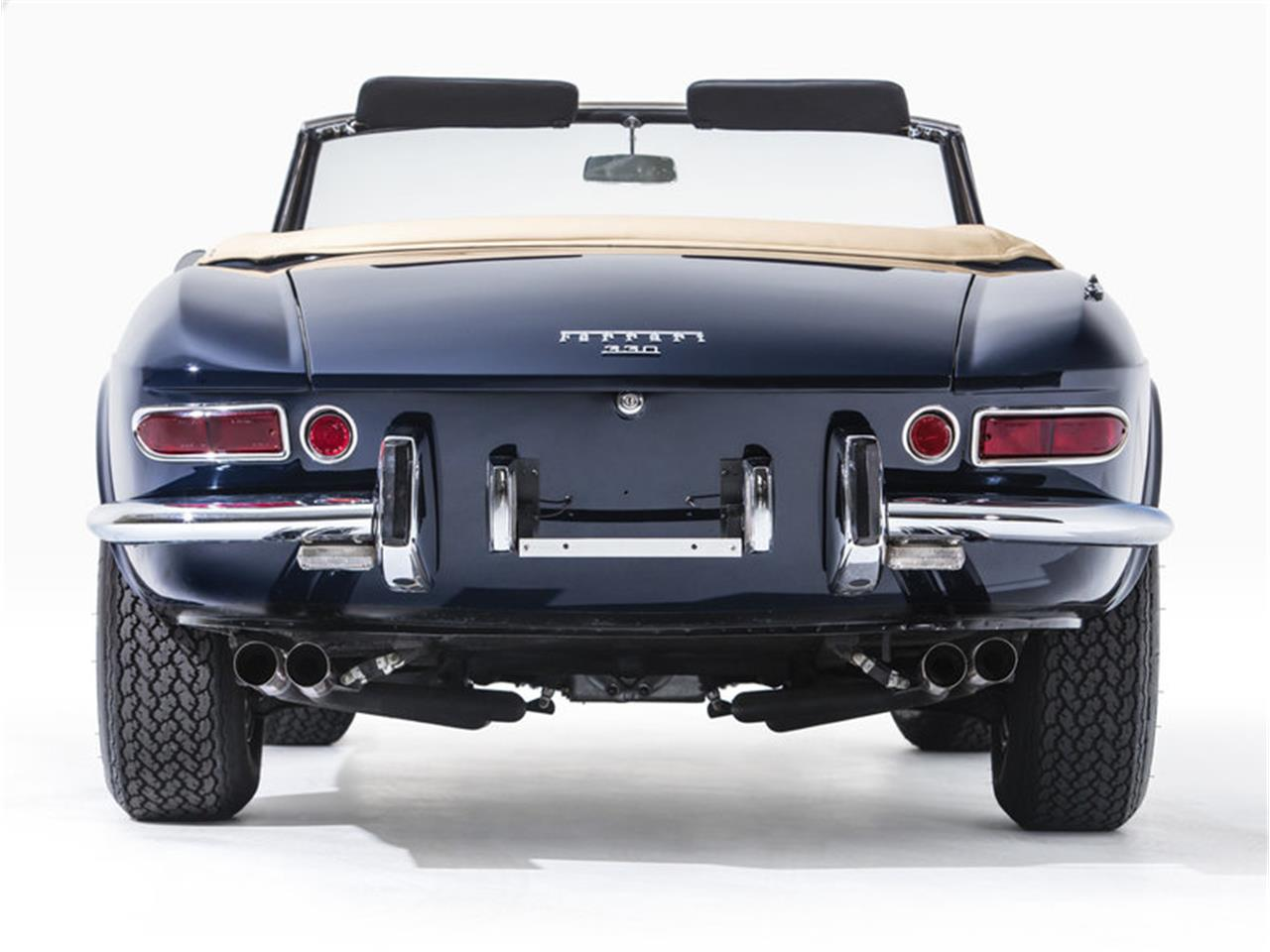 Large Picture of Classic '68 330 GT - MZA4