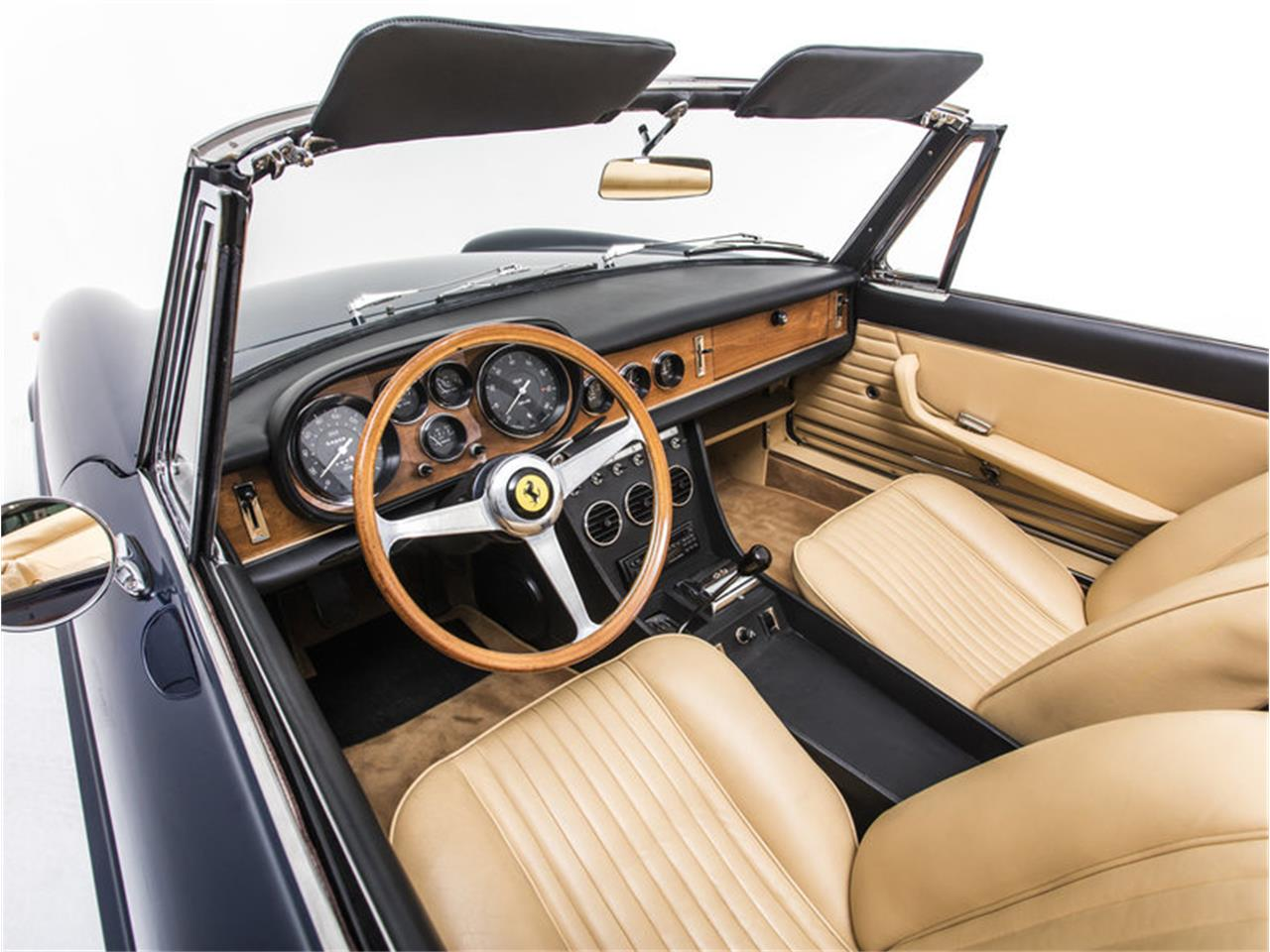 Large Picture of 1968 Ferrari 330 GT located in Newport Beach California Offered by Morris and Welford - MZA4