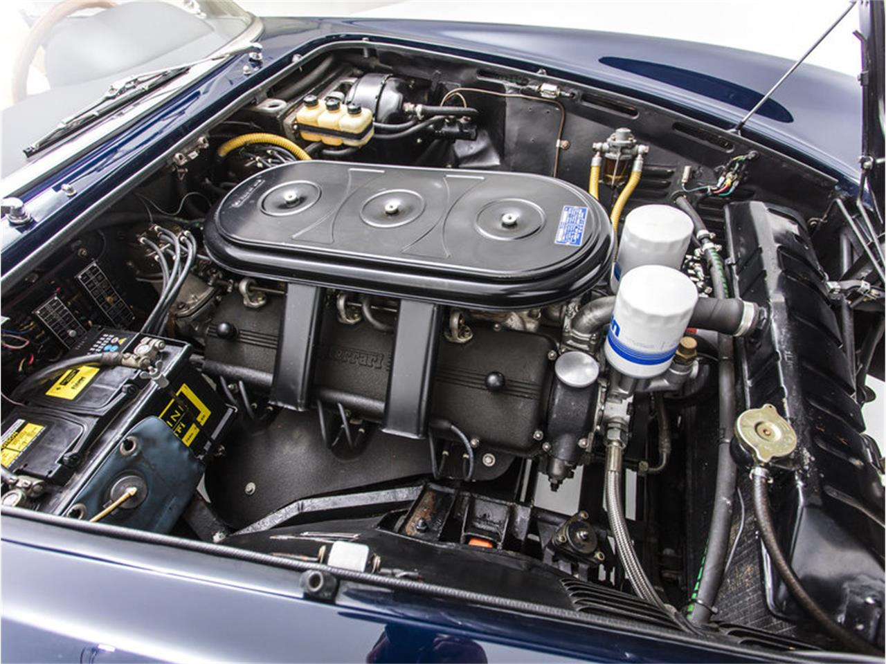 Large Picture of 1968 330 GT Auction Vehicle Offered by Morris and Welford - MZA4